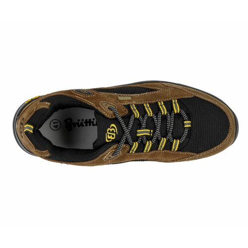 Brütting Outdoorschuh Grand Canyon - braun/schwarz/gelb